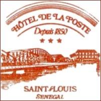 Hôtel de La Poste Saint-Louis Sénégal